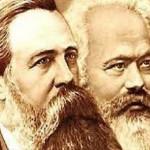 КАРЛ МАРКС И ФРИДРИХ ЕНГЕЛС